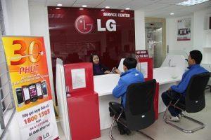 Bảo hành tivi LG tại Hà Nội